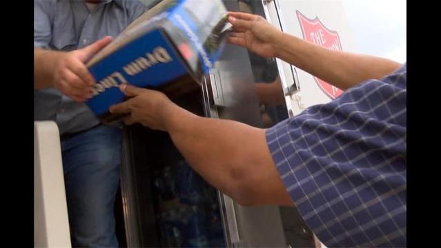 Local Salvation Army Heading to Oklahoma to Feed Thousands