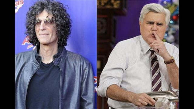 Howard Stern Possible Contender for Host of 'Tonight Show'