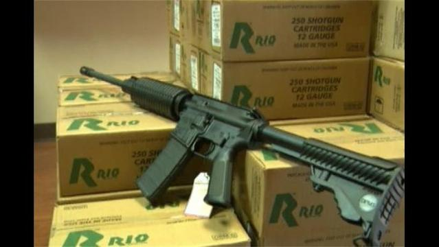 Assault Weapons Ban Dropped from Senate Bill
