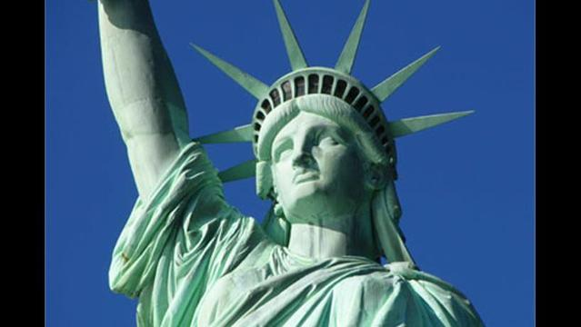 Statue Of Liberty Renovations Complete