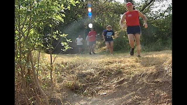 Runners Take on Wee-Chi-Tah Trail During
