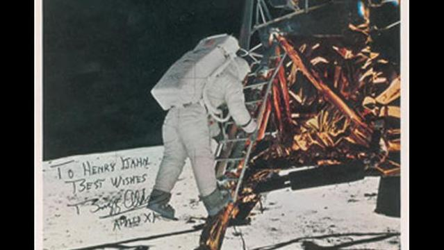 Apollo 11 Artifacts up for Bid
