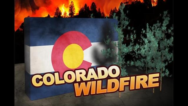 Texoma Church Group Assists During Colorado Wildfires
