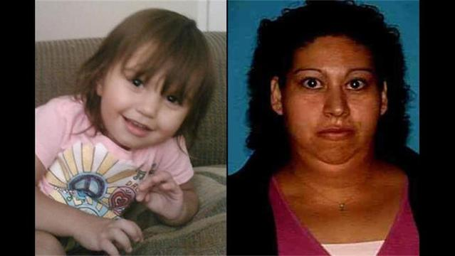 Missing Garland Girl Found Safe, Babysitter in Custody