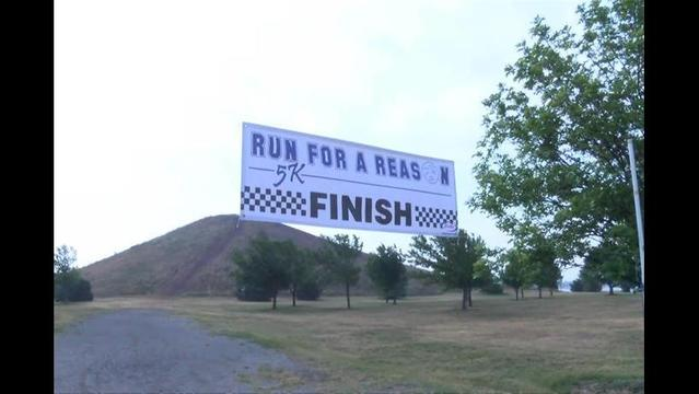 WEB EXTRA: MSU Student Organizes 'Run for a Reason' 5K
