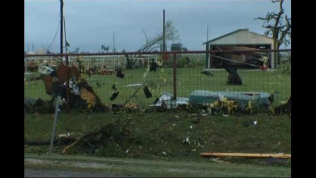 Granbury Begins Recovery after Deadly Tornadoes