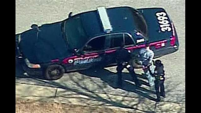 Shooting at Atlanta Middle School Hospitalizes One Girl