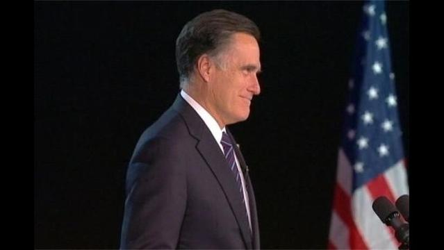 Romney Wishes for White House