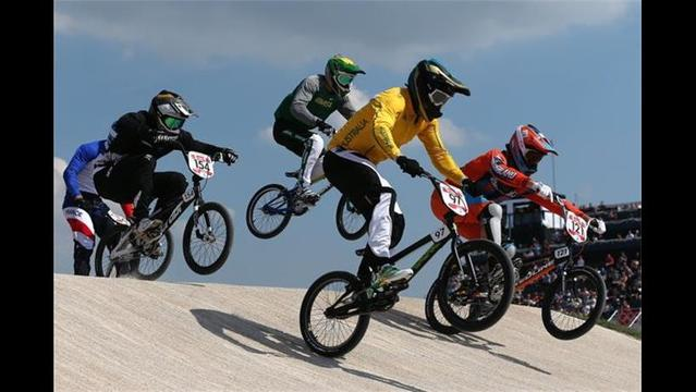 BMX Track Returning to W.F.