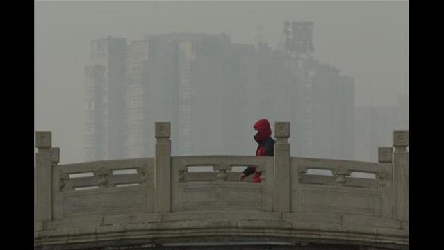 Smog Highlights the Price China is Paying for Rapid Development