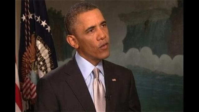 Obama Voluntarily Gives up 5% of Salary
