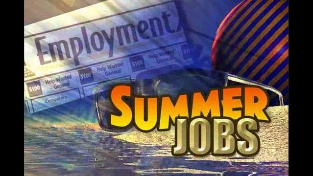 Summer Jobs Still Available for Area Students