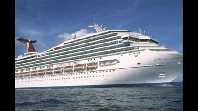 Carnival Cruise Ship Adrift off of Mexico after Fire in Engine Room