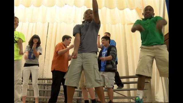 Ben Franklin Students Make the Grade with a Dr. Seuss Musical