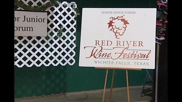 Texas Wine to be Showcased at The Red River Wine Festival