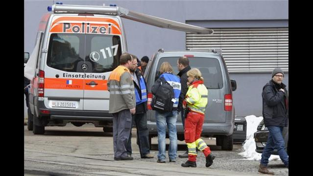 Shooting at Switzerland Company Building Leaves Three Dead