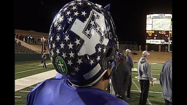 Team of the Week: Throckmorton Football, Dec. 19th 2012
