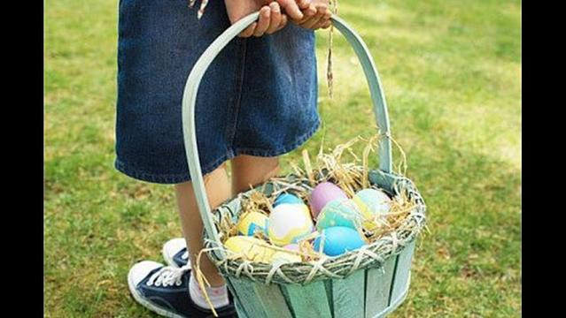 Hunt for Easter Eggs at Lucy Park Saturday