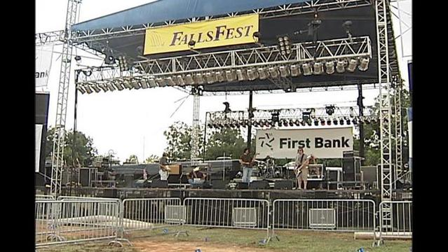 Falls Fest Canceled due to Wet Weather