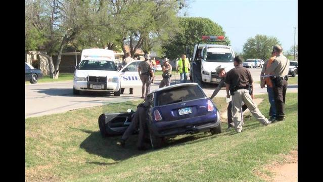 Juveniles Taken into Custody after Multi-county High-speed Chase