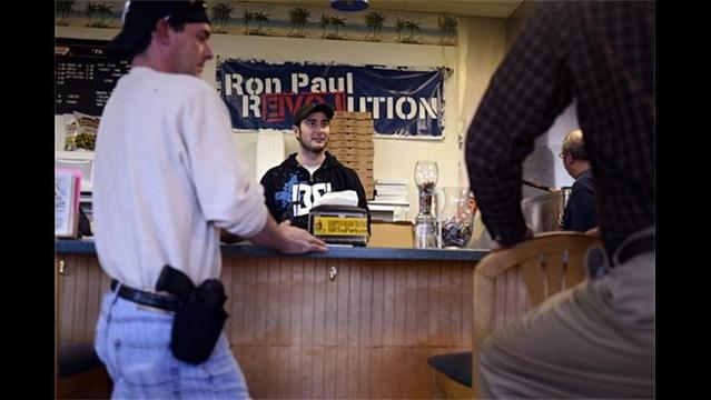 Virginia Beach Pizzeria Offers Discount to Gun Owners