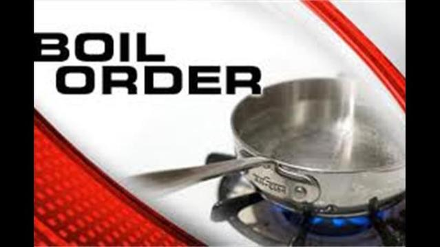 Boil Order in Effect for Red River Authority's Hinds Water System Customers