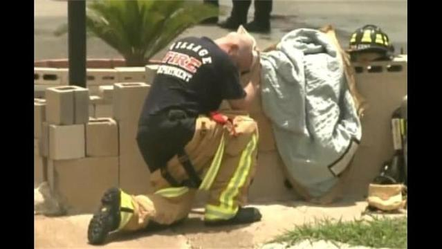 Houston Mourns Fallen Firefighters