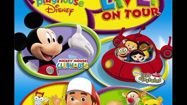 Disney Playouse Live Graphic