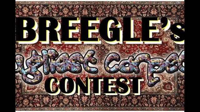 WIN $1,000 UGLY CARPET CONTEST