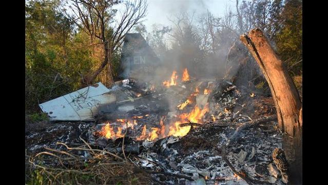Military Accident Board Heading to W.C. to Investigate T-38 Crash