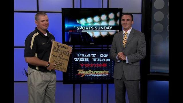 Play of the Year Sports Sunday Interview