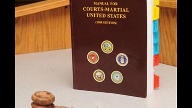 SAFB SrA Pleads Guilty in Court Martial Case