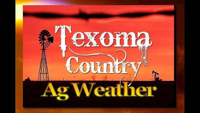 Texoma's Ag Weather:  July 31, 2013