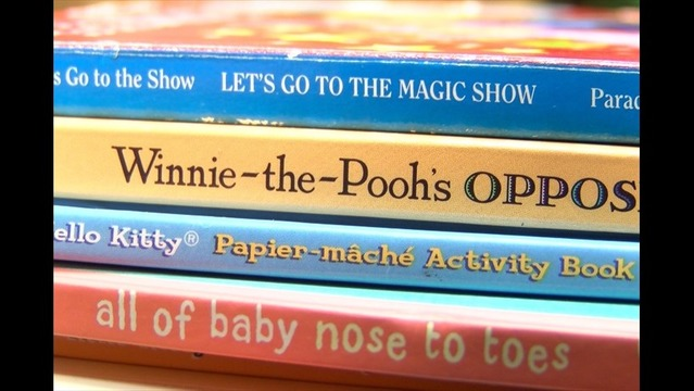United Way Inviting Businesses to Host Book Drives for Kids