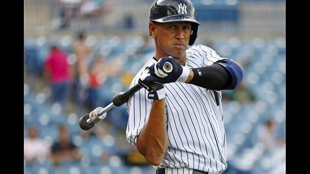 A-Rod Suspended Through 2014 MLB Season