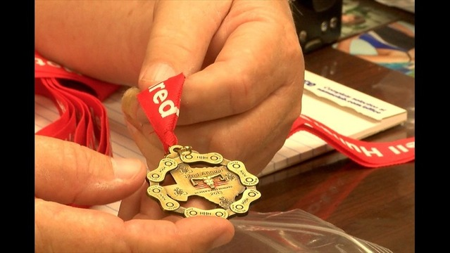 Clay Co. Company Preparing Medals for HHH