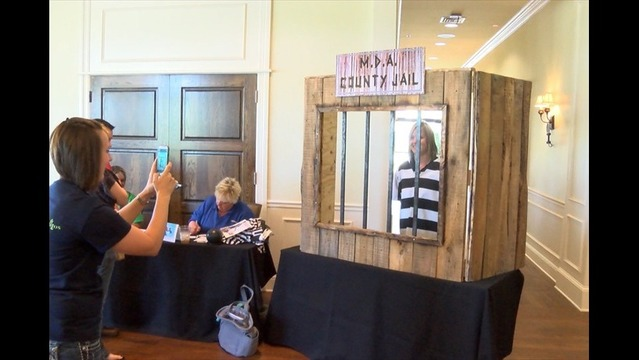 Thousands Raised During Annual MDA Lock-Up