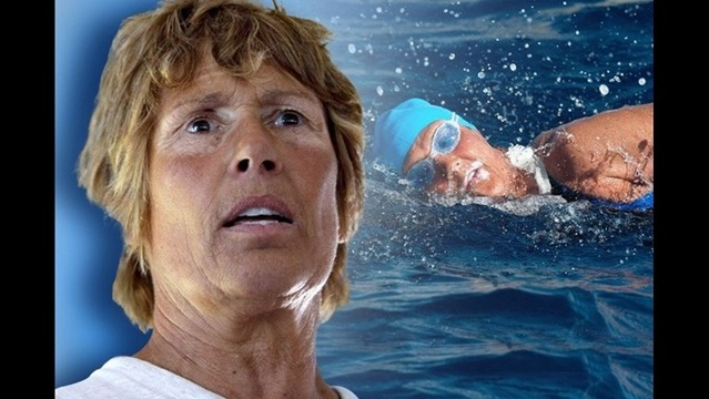 US Swimmer Diana Nyad Completes Cuba-Florida Swim Without A Shark Cage