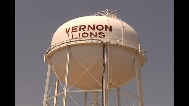 Vernon Now Enforcing Stage Four Water Restrictions