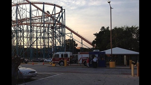 Family Sues Six Flags over Fatal Fall from Texas Giant