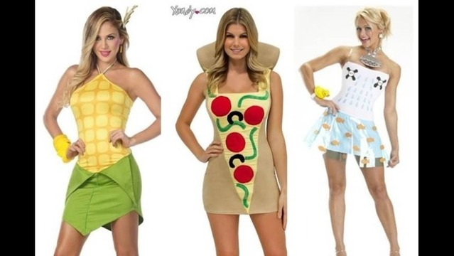 Are Halloween Costumes Getting Too Absurd?