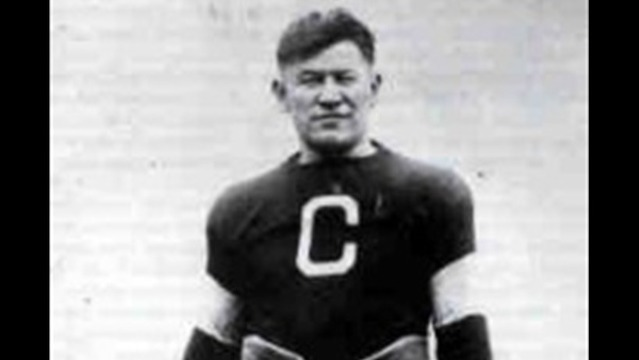 Oklahoma Athlete Jim Thorpe's Body Remains in Pennsylvania