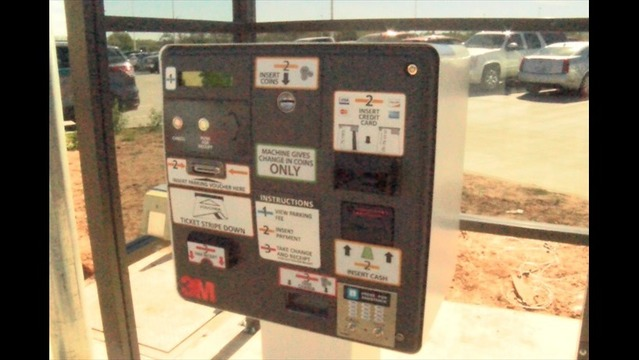 New Pay Gate To Open at W.F. Municipal Airport