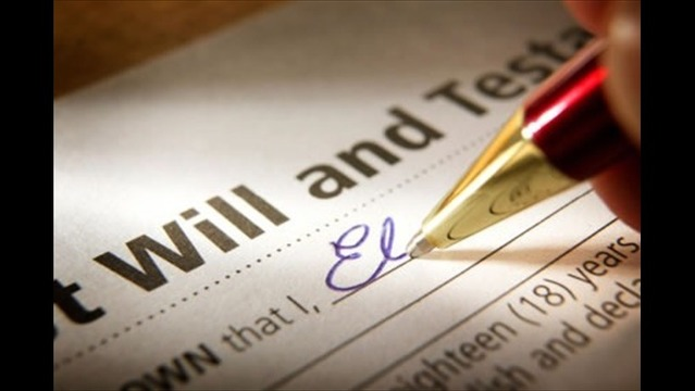 Lawyers to Draft Free Wills for Low-Income Families