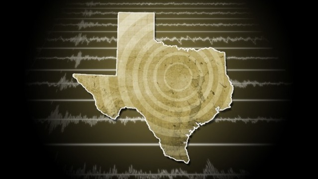 4.1 Quake Results in Damage in East Texas