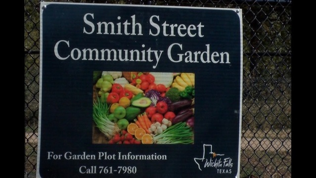 Drought No Problem for Community Garden Center