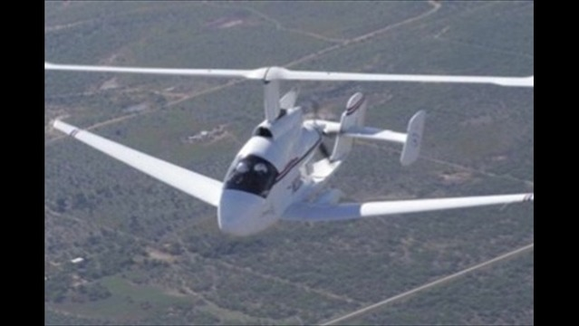 Carter Aviation Technologies to Show off History-Making Aircraft
