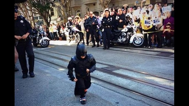 Batkid Saves