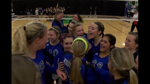 High School Volleyball Playoff Pairings(updated 11-16-13 11:19pm)