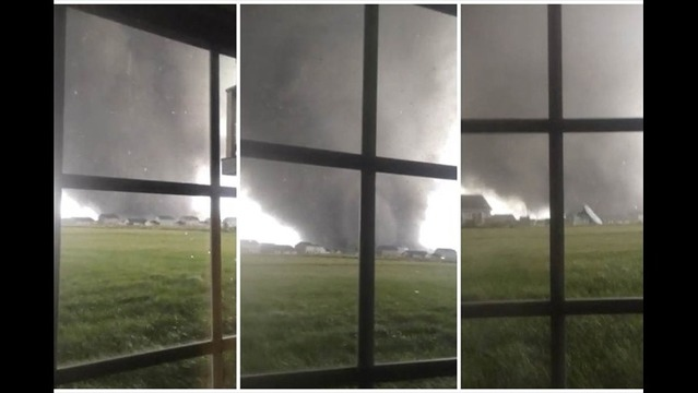 Scores of tornadoes kill 4, injure at least 37 in Midwest
